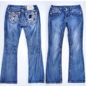 Miss Me Signature Bootcut Denim Jeans